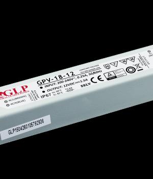 18 watt led voeding 12 volt