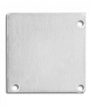 2 x LED profiel eindkappen inclusief schroeven - PN19 C16