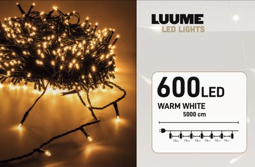 KerstXL 600 led warm wit 03