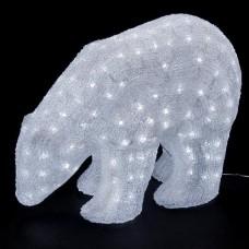 Kerstverlichting in de vorm van een IJsbeer voor binnen en buiten
