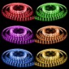 LED Strip RGB multicolor IP20 300 SMD LED 5050 72W 24V 5 meter 1