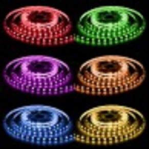 LED Strip RGB multicolor IP20 300 SMD LED 5050 72W 24V 5 meter