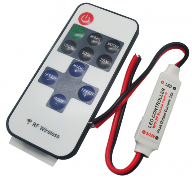 LED strip afstandbediening