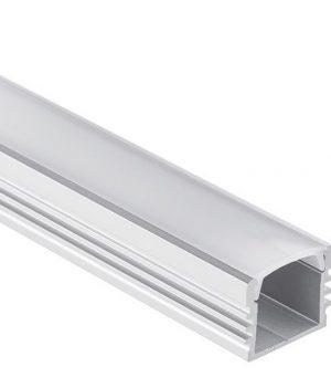 LED strip profiel 100 meter met afdekking PL2