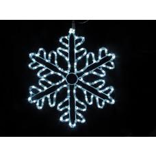 Led sneeuwvlokken verlichting koel wit 45 meter LED lampjes waterdicht
