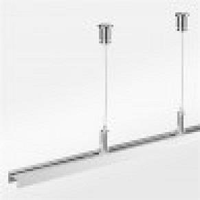 Ophangsysteem voor brede of dubbele LED strips
