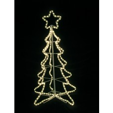 waterdichte kerstboom led verlichting met 396 led lampjes