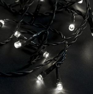 kerstboomverlichting wit