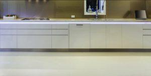 Drie Zones Keuken : Led keuken profielen led gigant