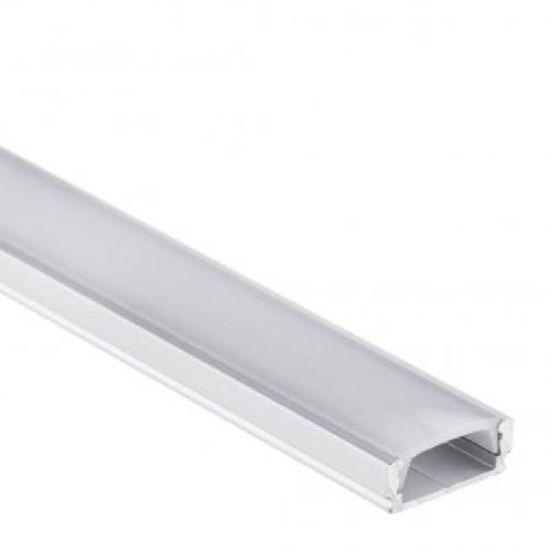 LED profiel nu met GRATIS afdekking - v.a.€ 2,50 per meter✅
