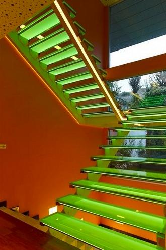 led strips voor trappen