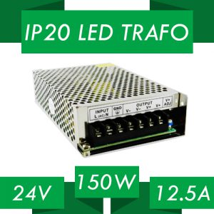 led-trafo-150watt-24volt