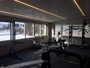 LED verlichting fitnessruimte - LED-Gigant.nl