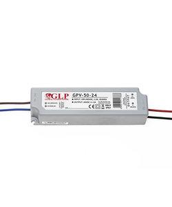 led voeding 50 watt 24 volt