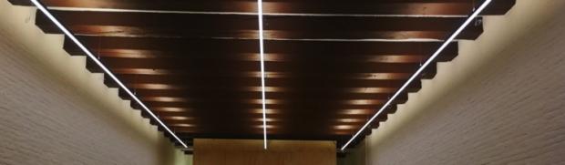 plafond led profiel