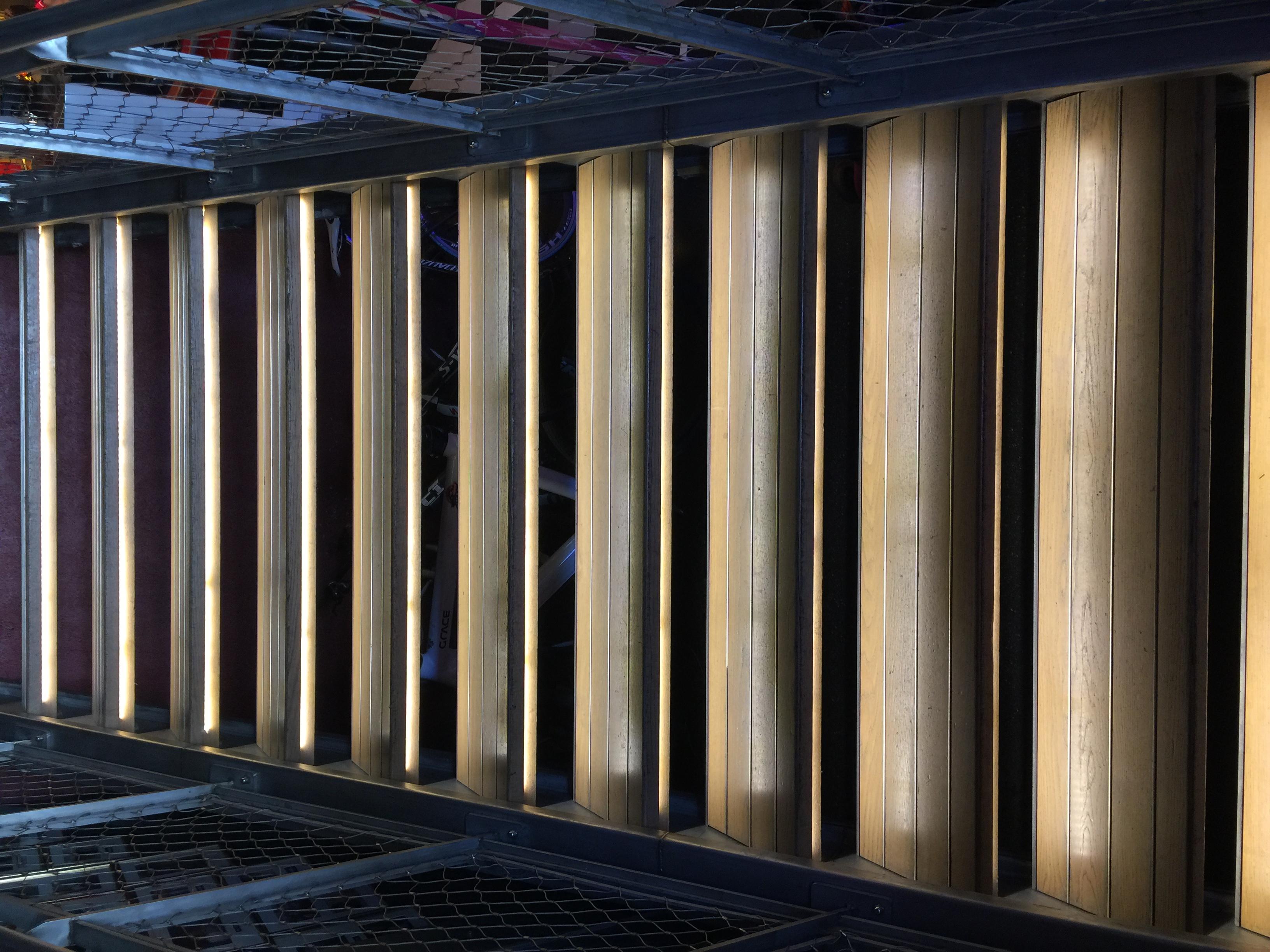 LED strip traptrede verlichting - Complete set - Natuurlijk wit ...