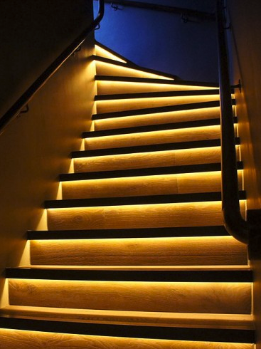 LED strip traptrede verlichting - Complete set - Warm wit - LED ...