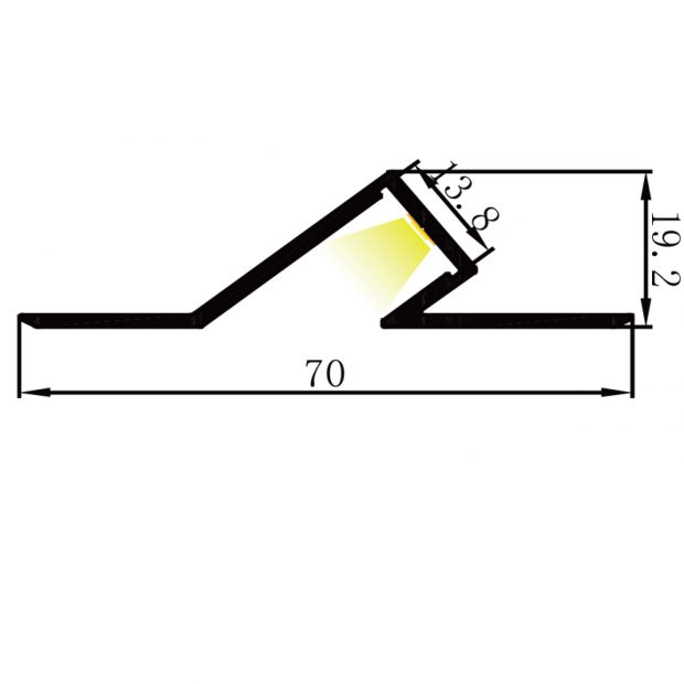 extra groot led profiel inbouw3.1