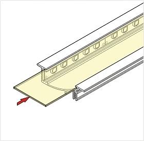led profiel flat8