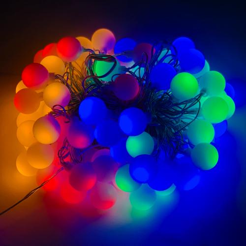 partyverlichting gekleurd