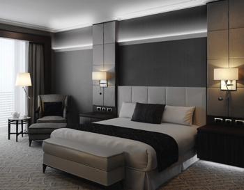 LED strips oplossingen voor een slaapkamer