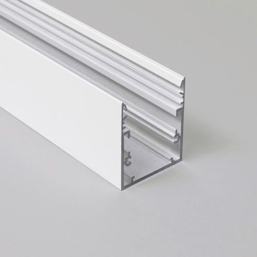 led profiel wit 5cm