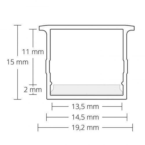 waterdicht profiel led strips 1