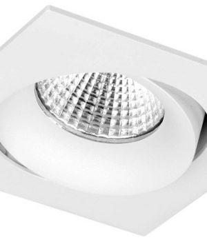 led spot vierkant kantelbaar 54mm