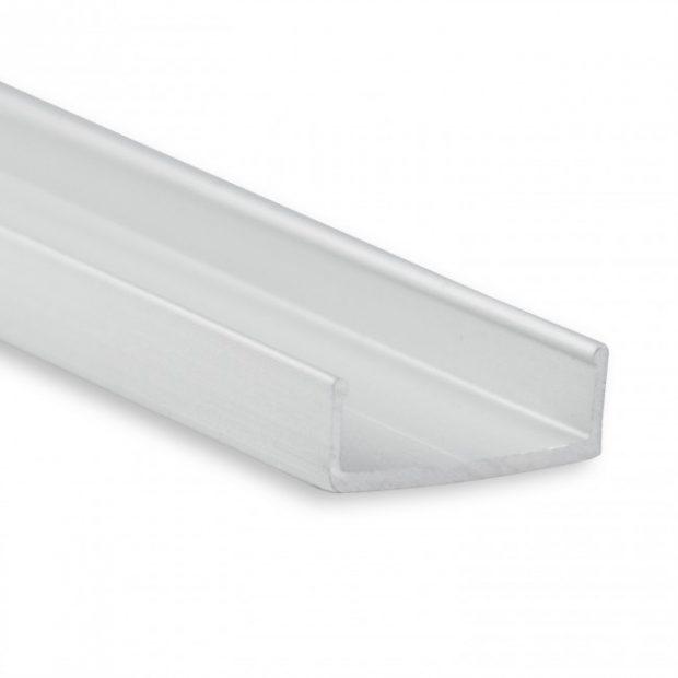 montageprofiel led strip updown alu