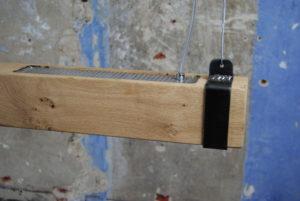 philips hue hanglamp hout