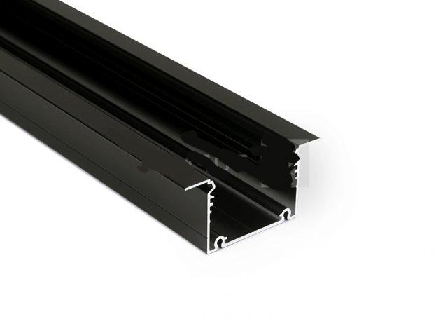 breed inbouw led profiel 50mm