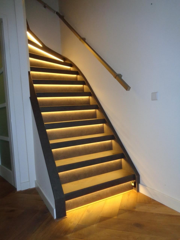 led strip trap compleet