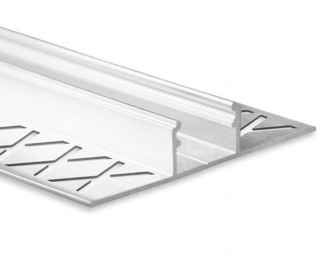 LED strips voor stucwerken met LED stuc profielen