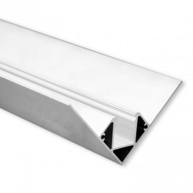 led gipsplaat profiel binnenhoek