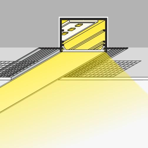 trimless led profiel 2mm
