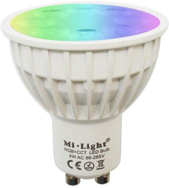 kleur instelbare led spots