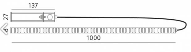 led strip batterijen