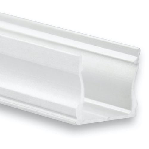 led profiel 16mm wit