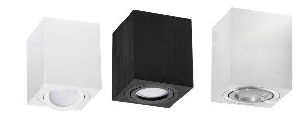 zwarte vierkante led opbouw spot 1 scaled