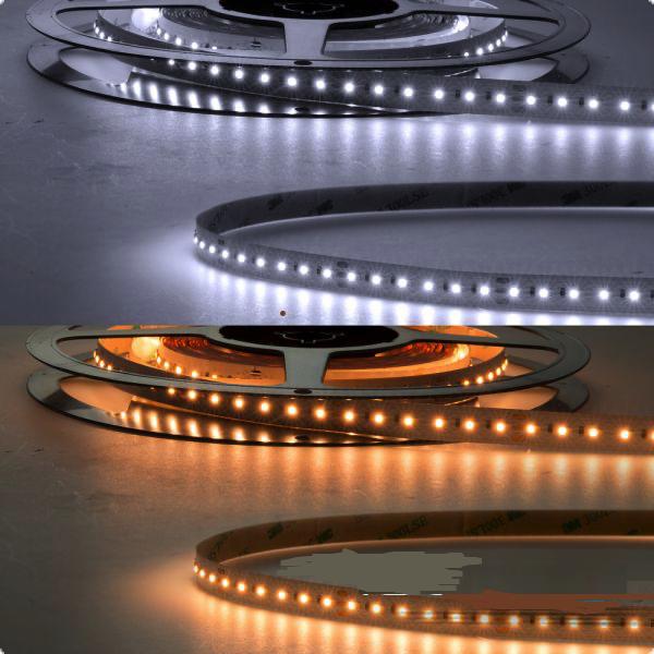 dual white led strip hoge cri