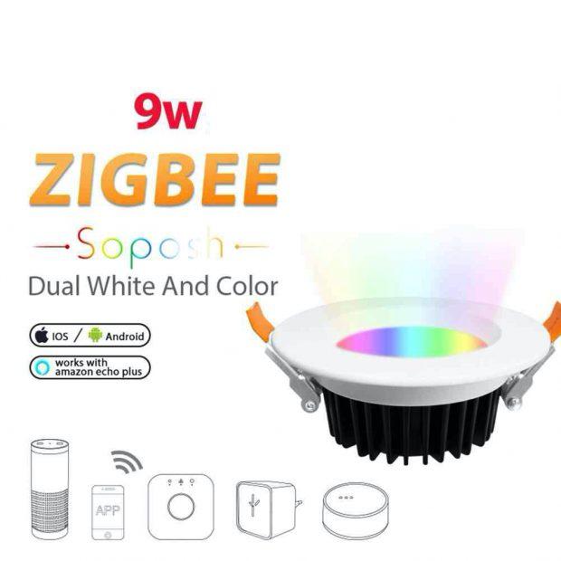 zigbee GL D 003ZS philips hue alternatief 9w