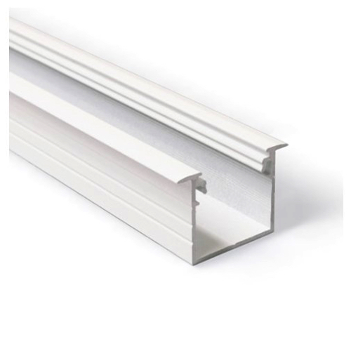 wit inbouw led profiel 20mm