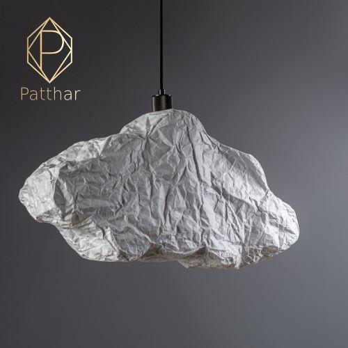 patthar hanglamp bw 1