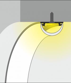 Buigbare LED profielen