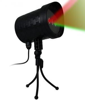 Laser Kerstverlichting