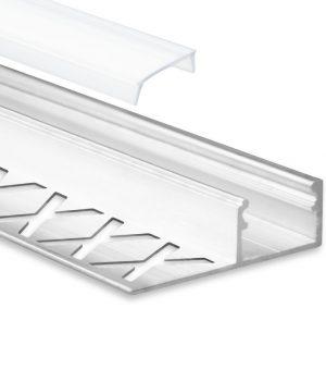 Stuc LED profielen