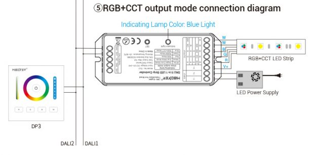 dali led controller mi light goedkoop