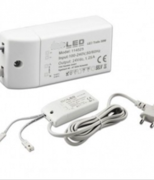 24 volt Plug and Play LED voeding