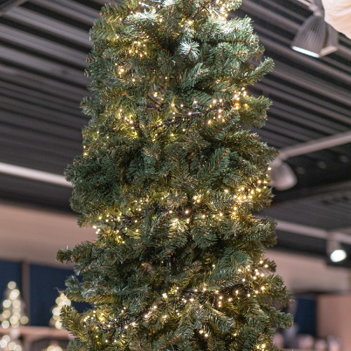 Clusterverlichting kerstboom ww